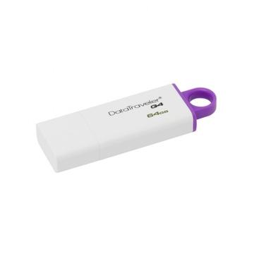 Флешка USB 3.0 Kingston Data Traveler G4 64 гб Яндекс