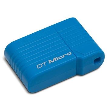 Kingston Data Traveler Micro 4 gb Blue