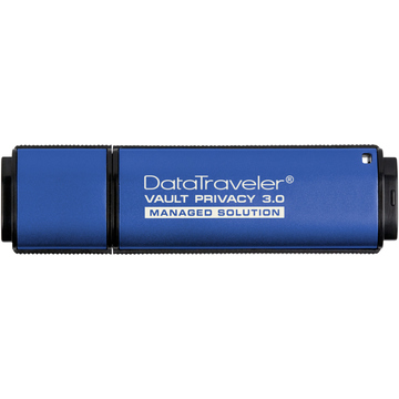 Флешка USB 3.0 Kingston Data Traveler Vault Privacy 3.0 4GB Management Ready