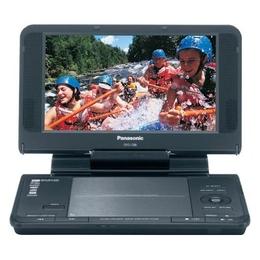 """Panasonic LS86 (8.5"""""""" широкоформатный QVGA-экран, MP3, DivX, i-Pod кабель, автономная работа до 13 ч)"""