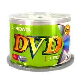 Диск DVD-R Ritek Bulk 50шт (4.7GB, 16x)