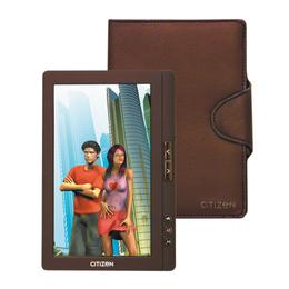"Citizen Reader i700S Brown (7"""", чехол, microSD/microSDHC, встр.пам.4096 Мб)"