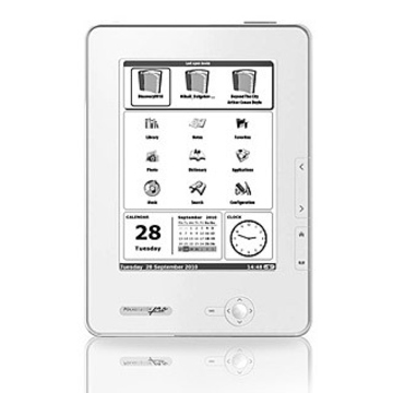 "PocketBook Pro 602 White (экран 6"""", WiFi)"
