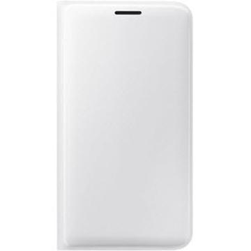 Чехол Samsung Flip Cover EF-FJ105P White (для Samsung J105 J1 Mini)