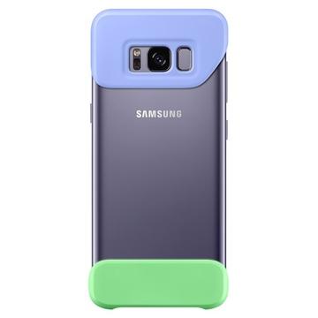 Чехол Samsung 2Piece EF-MG950C Violet Green (для Samsung SM-G950F Galaxy S8)