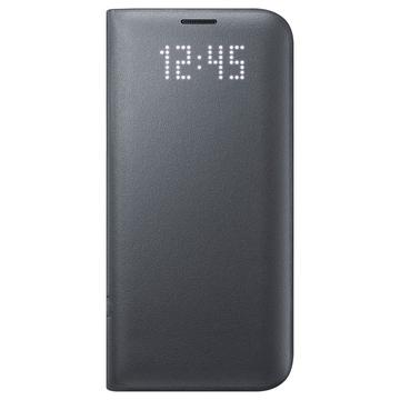 Чехол Samsung LED View EF-NG935P Black (для Samsung SM-G935F Galaxy S7 Edge)