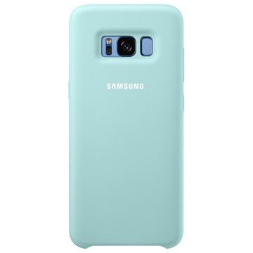 Чехол Samsung Silicone Cover EF-PG950T Blue (для Samsung SM-G950F Galaxy S8)