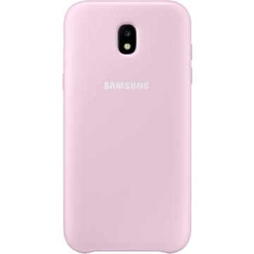 Чехол Samsung Layer Cover EF-PJ330C Pink (для Samsung SM-J330 Galaxy J3 2017)