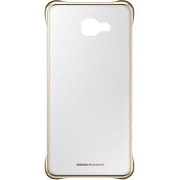 Чехол Samsung Clear Cover EF-QA710C Gold (для Samsung SM-A710F Galaxy A7 2016)