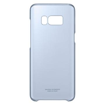 Чехол Samsung Clear Cover EF-QG950C Blue (для Samsung SM-G950F Galaxy S8)