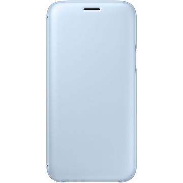 Чехол Samsung Wallet Cover EF-WJ530C Light Blue (для Samsung SM-J530 J5 2017)