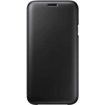 Чехол Samsung Wallet Cover EF-WJ730C Black (для Samsung SM-J730 J7 2017)