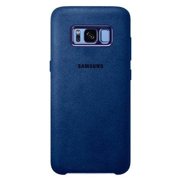 Чехол Samsung Alcantara Cover EF-XG950A Blue (для Samsung SM-G950F Galaxy S8)