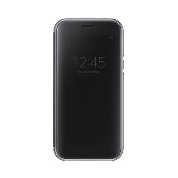 Чехол Samsung Clear View EF-ZA520C Black (для Samsung SM-A520 Galaxy A5 2017)