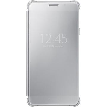 Чехол Samsung Clear View EF-ZA710C Silver (для Samsung SM-A710F Galaxy A7 2016)
