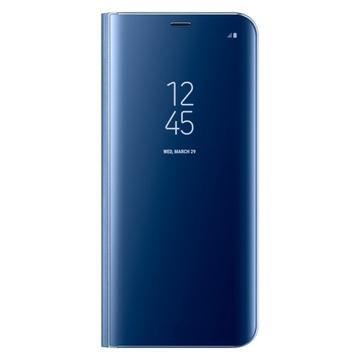 Чехол Samsung Clear View Standing EF-ZG955C Blue (для Samsung SM-G955F Galaxy S8+)