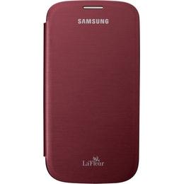 Чехол Samsung Flip Cover EFC-1G6R LaFleur Red (для Samsung i9300 Galaxy S III)