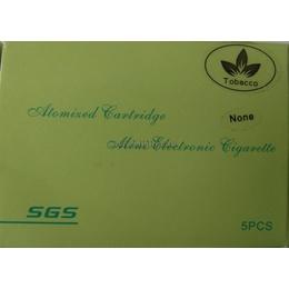 Картридж к электронной сигарете (4 шт. в комплекте, аромат Tobacco, уровень None)