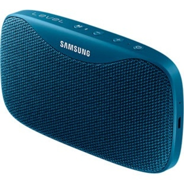 Колонки Samsung EO-SG930C Level Box Slim Blue (Bluetooth/NFC)