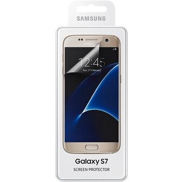 Пленка защитная Samsung ET-FG930C (для Samsung SM-G930 Galaxy S7, 2шт)