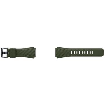 Ремешок Samsung ET-YSU76 Silicone Dark Green (для Samsung SM-R770 Gear S3)