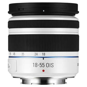 Samsung 18-55mm F/3.5-5.6 OIS iFn White