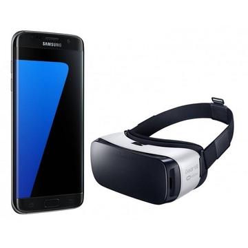 Samsung SM-G930F Galaxy S7 32GB Dual Black + Очки виртуальной реальности Samsung Gear VR
