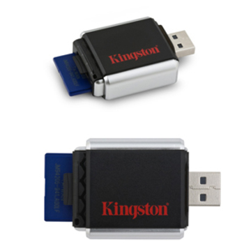 Card reader Kingston MobileLite G2 9-в-1 (SD/microSD/SDHC/MSPD/M2)