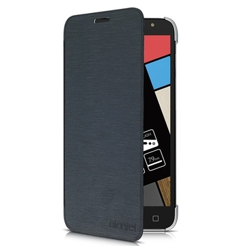 Чехол Alcatel Flip Case FC5056 Black (для Alcatel POP 4 Plus OT5056)