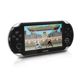 "iconBIT Xfire 550DV (5"" сенсорный дисплей, USB2.0, 2D/3D игры, microSDHC до 32GB)"