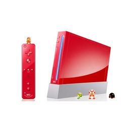 Игровая приставка Nintendo Wii Red (игра Wii Sports Resort, джойстик Remote Plus, 87993)