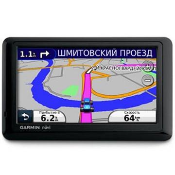 GPS-навигатор туристический Garmin Nuvi 1410T Rus