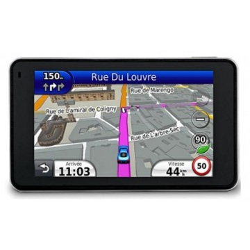 GPS-навигатор туристический Garmin Nuvi 3790T Rus