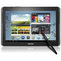 "Samsung N8000 Galaxy Note 10.1"" 64GB Deep Grey (Android 4.0, 10.1"" мультитач, камера 5мп, 3G, Wi-Fi, Bluetooth, GPS)"