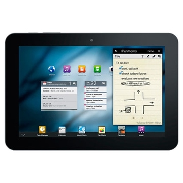 "Samsung P7300 Galaxy Tab 8.9"" 8GB Black"