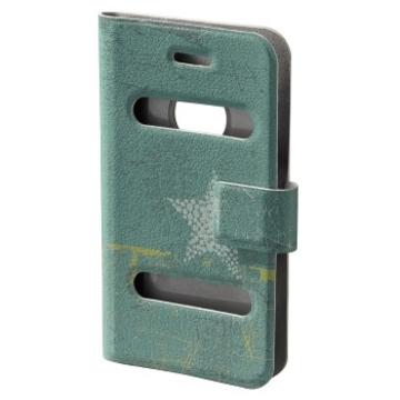 Чехол Hama Diary Case Green (для iPhone 4/4S, искусственная кожа, H-103556)