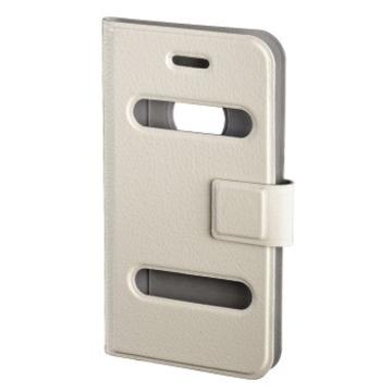 Чехол Hama Diary Case White (для iPhone 4/4S, искусственная кожа, H-103557)