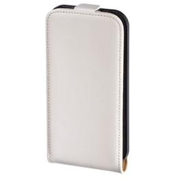 Чехол Hama Frame White (для iPhone 4/4S, кожа, магнитная застежка, H-104528)