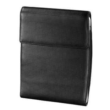 Чехол Hama Carbon Black (для iPad1/2/3/4, полиуретан, H-104608)