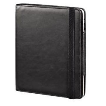 "Чехол Hama Stand Black (для iPad2, 9,7"", кожа, H-104621)"