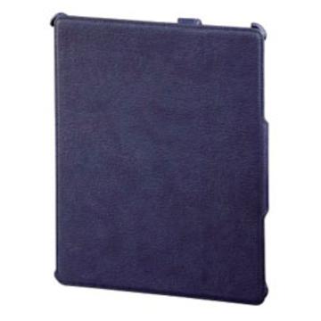 "Чехол Hama Slim Padfolio Blue (для iPad 2, 9.7"", подставка, кожзам, H-104625)"