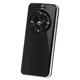 Пульт дистанционного управления Hama Black (для iPod/iPhone/iPad/MacBook, беспроводной, H-106317)