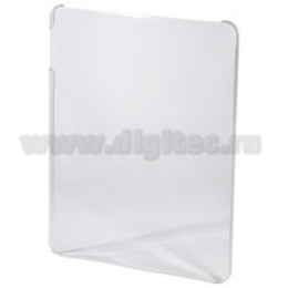 Футляр Hama Transparent (для iPad, поликарбонат, H-106360)