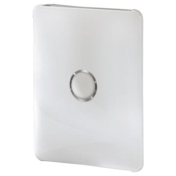 Футляр Hama White (для iPad, поликарбонат, двусторонняя защита, H-106371)