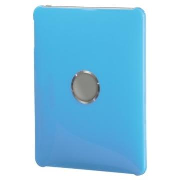 """Футляр Hama Blue (9,7"""", 24.5x19x1.5см, поликарбонат, двусторонняя защита, H-106373)"""