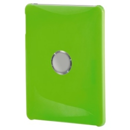 Футляр Hama Green Transparent (для iPad, защита передней и задней поверхностей, поликарбонат, H-106374)
