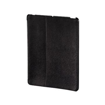 Чехол Hama Portfolio Black (для iPad2, поликарбонат, вкл/выкл за счет открытия/закрытия крышки, H-106380)