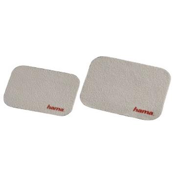 Салфетка Hama (для iPad2, микрофибра, очищающая, 3шт. в комплекте)