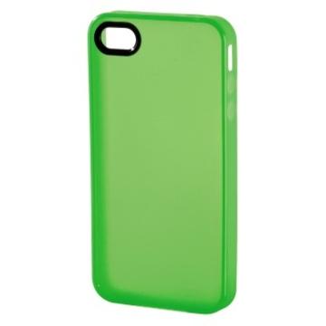 Футляр Hama TPU Green (для iPhone 4/4S, пластик, H-107133)