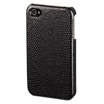 Футляр Hama Snake Black (для iPhone4, пластик, H-107147)